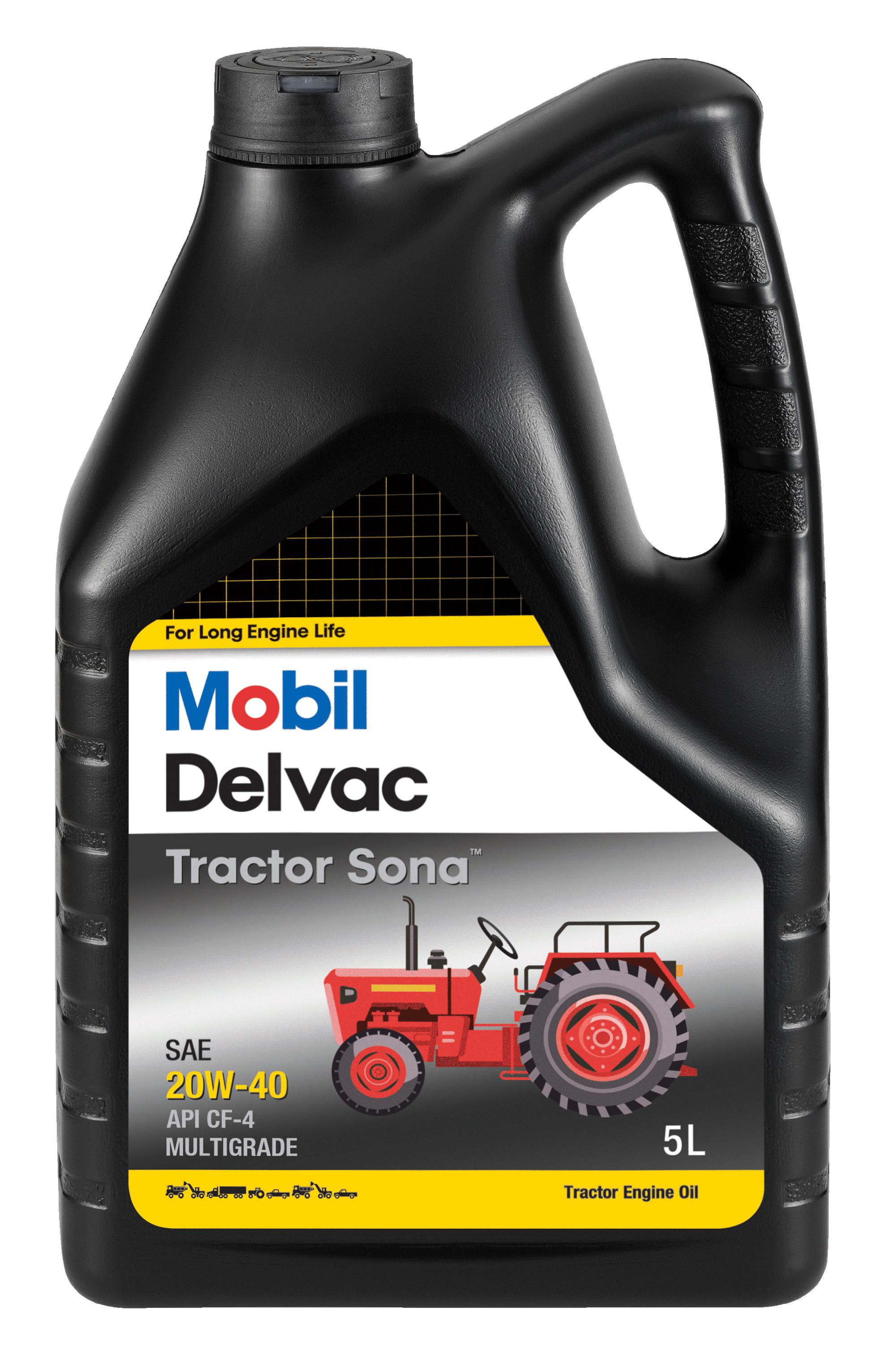 Mobil-Delvac Tractor Sona